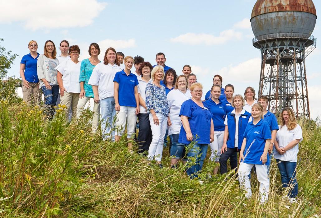 Gloger Hauskrankenpflege Teamfoto